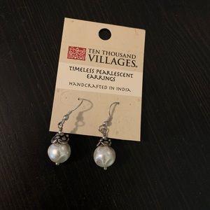Ten Thousand Villages Earrings